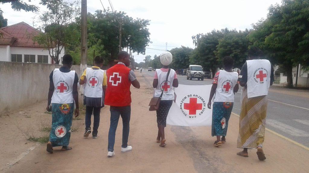Dia Internacional dos Voluntários Chokwe, Gaza 2019