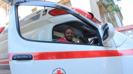 CPS conta com uma ambulância para responder as necessidades actuais
