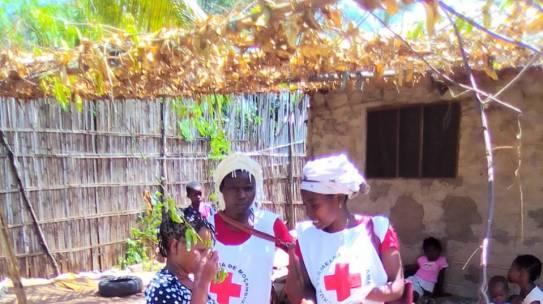Covid-19 em Cabo Delgado: voluntários sensibilizam comunidades